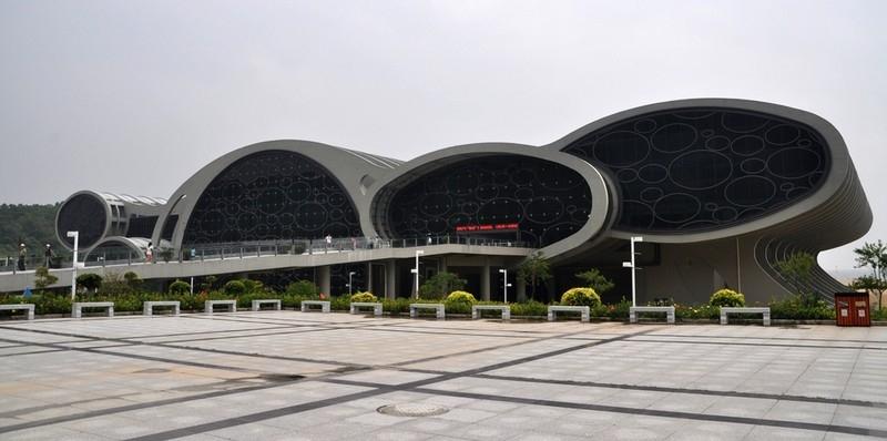 广东海上丝绸之路(南海一号)博物馆正式开馆
