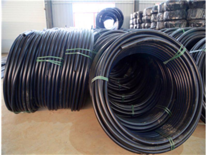 乌海PE给水管钢丝网骨架管供应