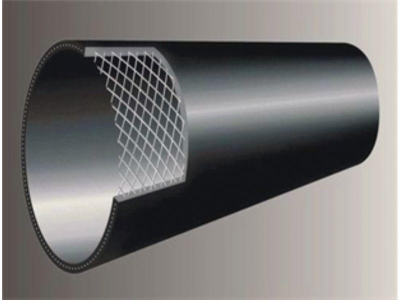 呼伦贝尔HDPE钢丝网骨架PE给水管PE管材管件