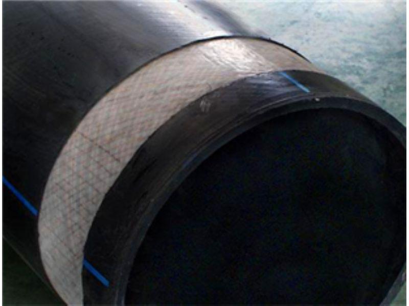 宿迁钢丝网骨架塑料复合管pe管材管件
