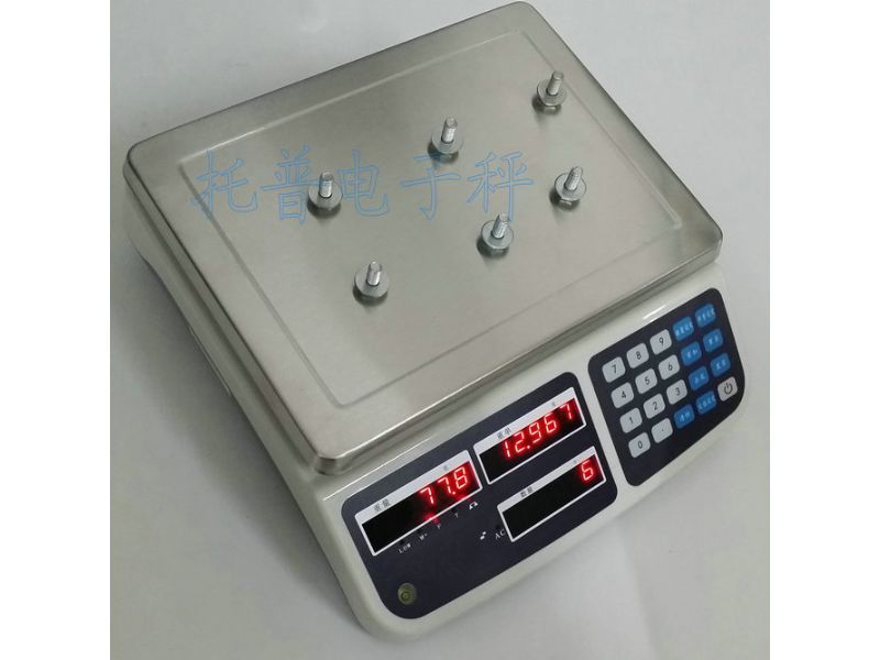 常熟3吨电子地磅宝应3吨吊钩秤 5吨行车秤
