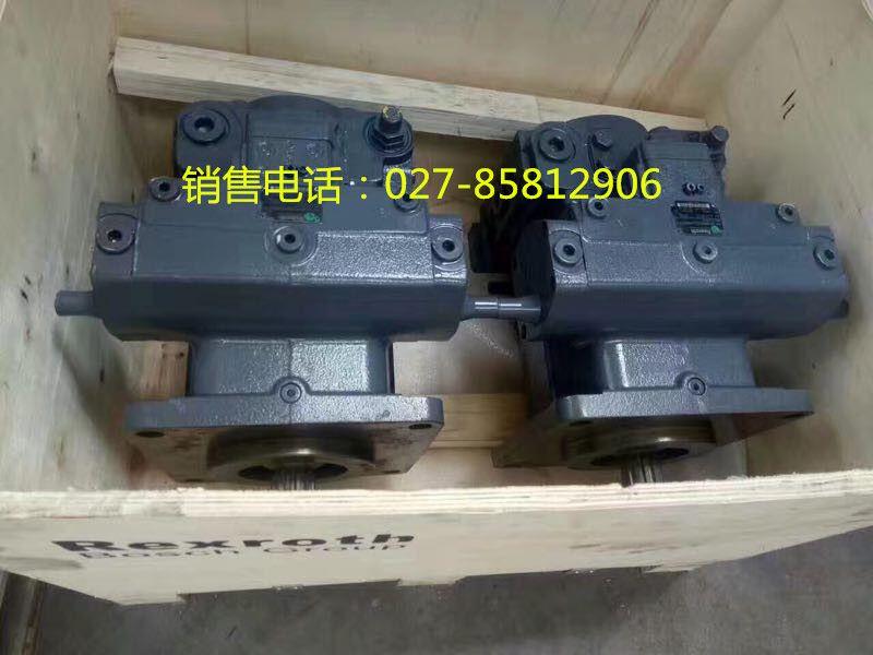 Rexroth力士乐液压柱塞泵A4VSO180DFR1/22R-VPB13NOO