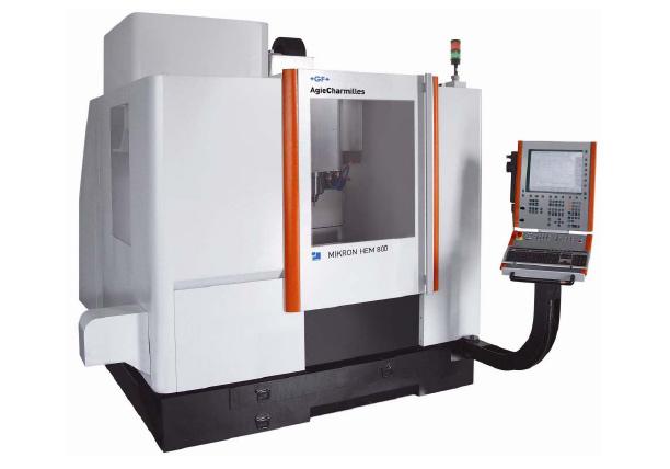高精密CNC机床+GF+HEM800