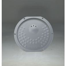 Electric cooker heating wire cover