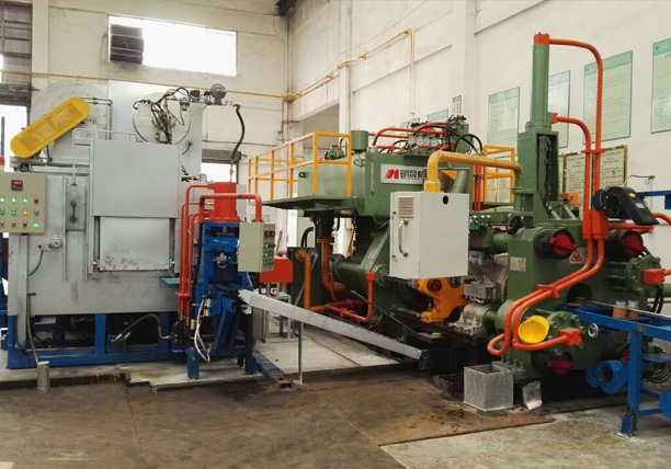 680T to 1250T Extruding Machines