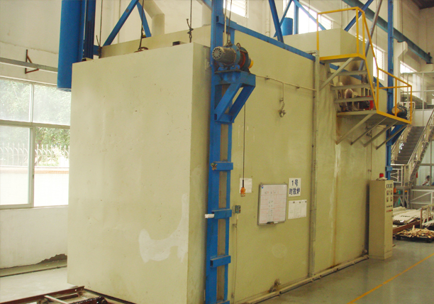10T aging furnace