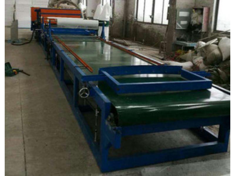 河池【岩棉板复合设备】岩棉复合板设备*专业厂家/技术支持