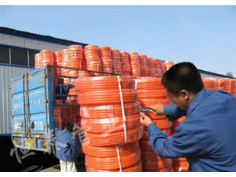 三门峡市PE钢带增强管|PE双平壁管材厂家市场行情,PE钢带增强管|PE双平壁管材厂家