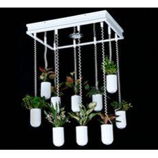 10头氧光组合吊灯