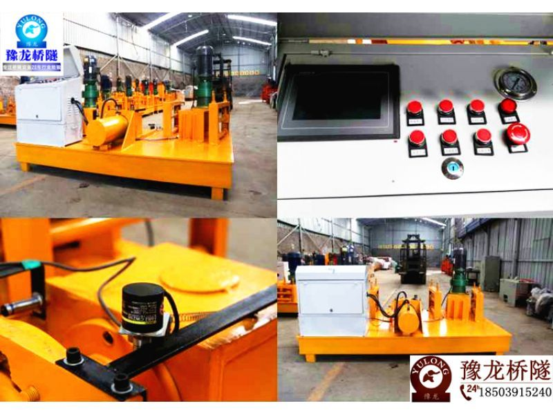 山东省250型工字钢弯曲机推荐