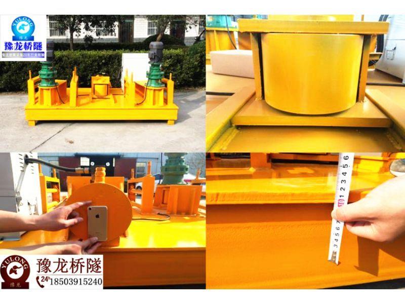 甘肃省250型工字钢弯曲机供应