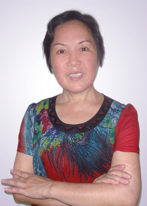 朱云 Yun Zhu