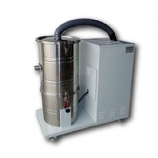 Dust collector on TS300/TS300L