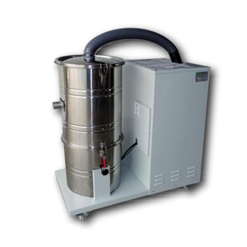 TS300/TS300L上集尘机